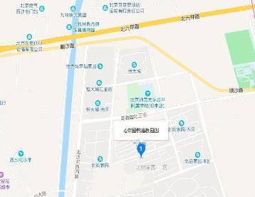 """地铁昌平线,在""""沙河高教园站""""下车,换乘公交884路车在""""北街家园一区"""""""